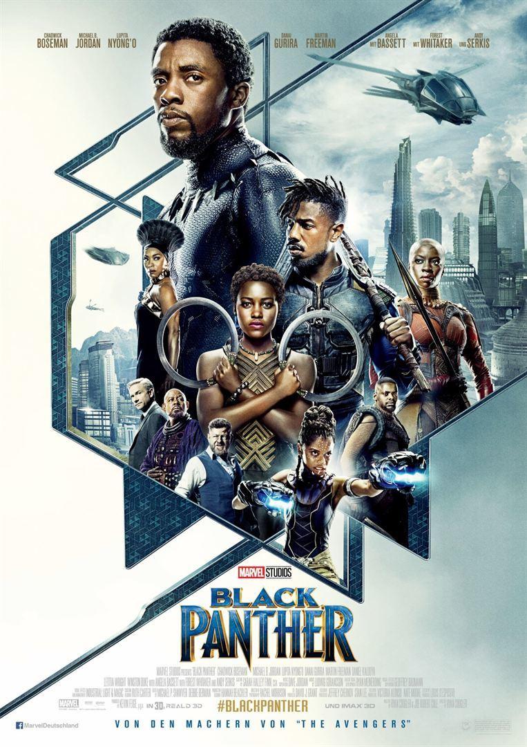 """Ein neuer König: Zum Kinostart von """"Black Panther"""" verlosen wir ein Fan-Paket"""