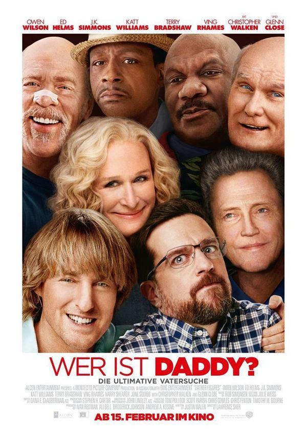 """Vater-Suche: Zum Kinostart von """"Wer ist Daddy?"""" verlosen wir Freikarten"""