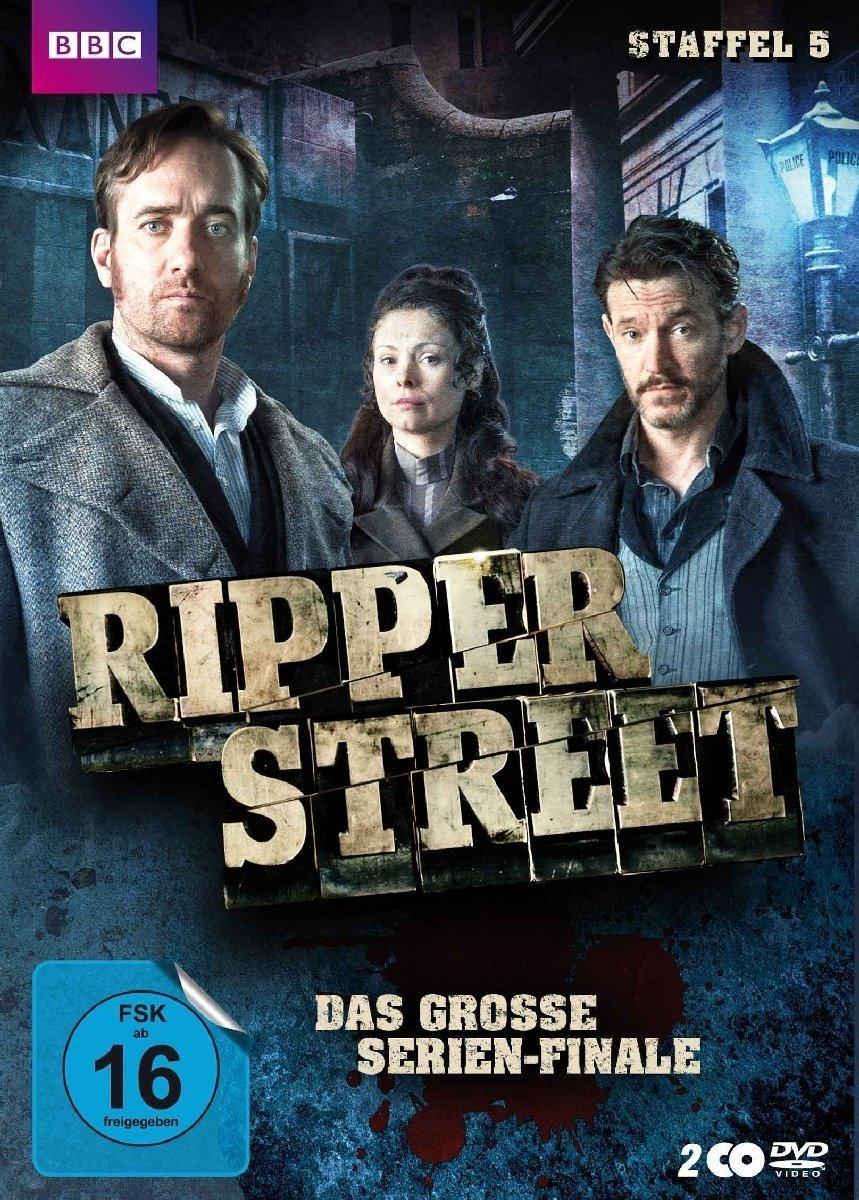 """Das letzte Kapitel: Gewinnt eine DVD oder BD zu """"Ripper Street - Staffel 5"""""""
