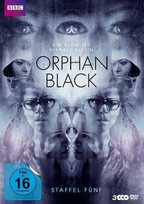 """Ein Klon ist niemals allein: Gewinnt eine DVD oder BD zu """"Orphan Black"""" - Staffel fünf"""