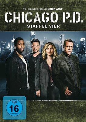 """Für Recht und Ordnung: Gewinnt eine DVD zur beliebten Crime-Serie """"Chicago P.D."""" - Staffel vier"""