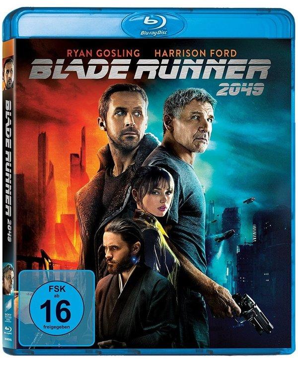 """Sci-Fi-Meisterwerk: Gewinnt eine BD zu """"Blade Runner 2049"""""""