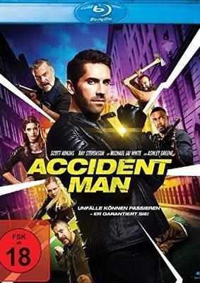 """Voll auf die 12: Gewinnt eine BD zum Actioner """"Accident Man"""""""