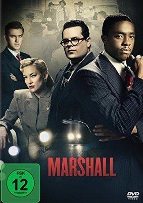 """Im Kampf für Recht und Gerechtigkeit: Gewinnt eine DVD zu """"Marshall"""""""