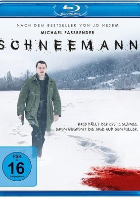 """Eiskalter Killer: Gewinnt zum Heimkinostart von """"Schneemann"""" ein tolles Film-Paket"""