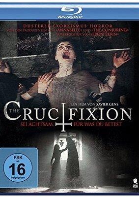 """Exorzismus: Gewinnt eine BD zum Horror-Schocker """"The Crucifixion"""""""