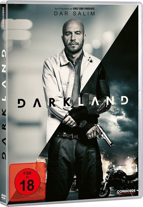 """Gnadenlose Rache: Gewinnt eine DVD oder BD zum düsteren Action-Thriller """"Darkland"""""""