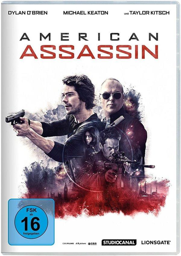 """Auf der Jagd: Gewinnt eine DVD oder BD zum starbesetzten Actioner """"American Assassin"""""""