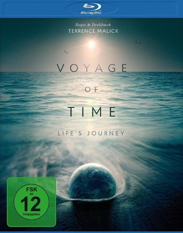 """Das Leben ist eine Reise: Gewinnt eine BD zu """"Voyage of Time"""" von Terrence Malick"""