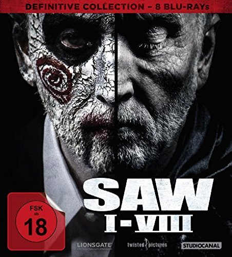 """Möchtet ihr ein Spiel spielen?: Gewinnt eine BD zur ultimativen """"SAW I-VIII"""" / Definitive Collection"""