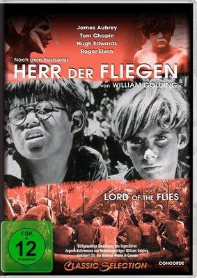 """Von der Schulbank ins Wohnzimmer: Wir verlosen den Klassiker """"Herr der Fliegen"""" auf Blu-ray und DVD"""