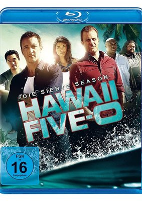"""Action, Crime und tolles Wetter: Wir verlosen Staffel 7 von """"Hawaii Five-0"""" auf Blu-ray"""