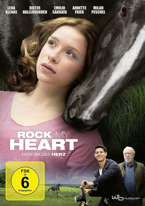 """Pferde-Fans aufgepasst: Wir verlosen eine DVD und eine BD zu """"Rock My Heart"""""""