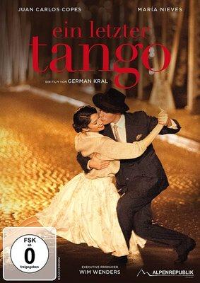 """Wir verlosen die leidenschaftliche Tanz-Doku """"Ein Letzter Tango"""" auf DVD"""