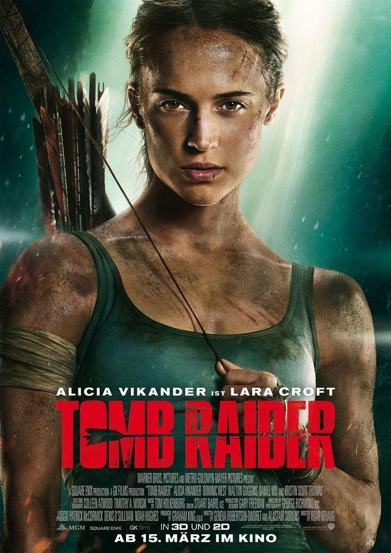 """Zurück auf der Leinwand: Zum Kinostart von """"Tomb Raider"""" verlosen wir ein tolles Fan-Paket"""