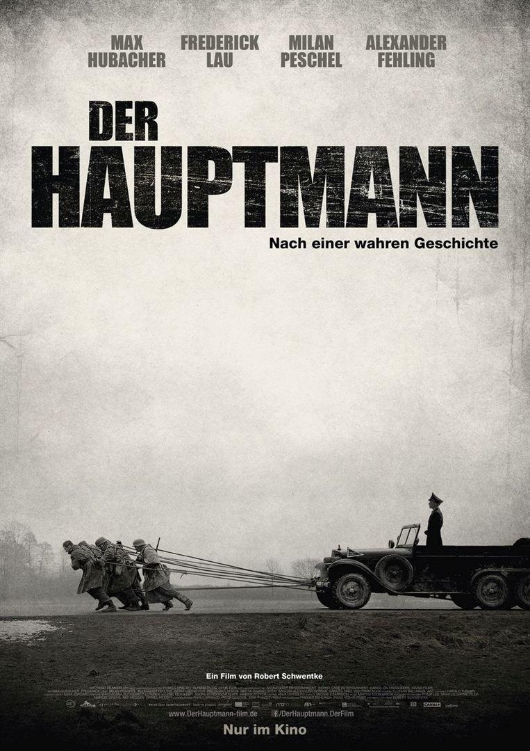 """In der Ödnis des Wahnsinns: Zum Kinostart von """"Der Hauptmann"""" verlosen wir Freikarten"""