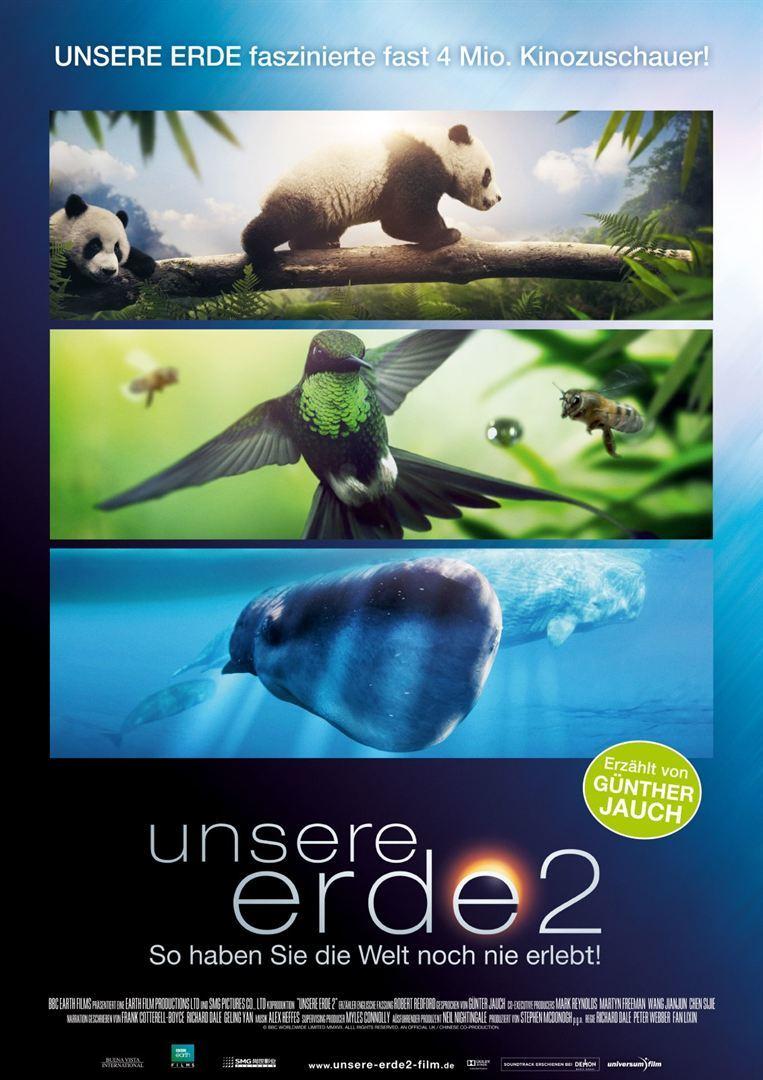 """Wunder der Natur: Zum Kinostart von """"Unsere Erde 2"""" verlosen wir Freikarten"""