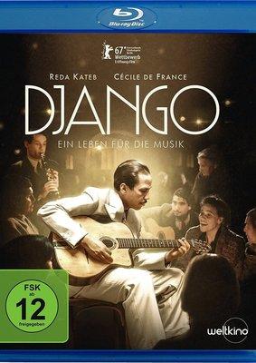 """Geniale Blues Musik: Gewinnt zum Heimkinostart von """"Django - Ein Leben für die Musik"""" ein tolles Fan-Paket"""
