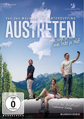 """Brexit auf bayerisch: Gewinnt eine DVD oder BD zur Komödie """"Austreten - ma sogt ja nix, ma redt ja bloß"""""""