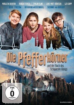 """Abenteuer aus Hamburg: Gewinnt eine DVD oder BD sowie dem Poster zu """"Die Pfefferkörner und der Fluch des schwarzen Königs"""""""