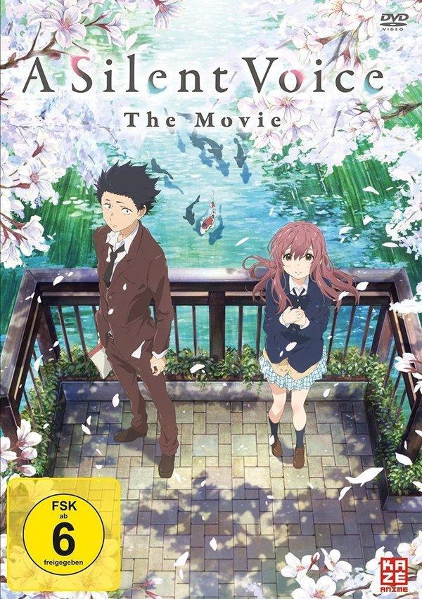 """Traumhaft: Wir verlosen den gefeierten Anime """"A Silent Voice"""" auf DVD und BD"""