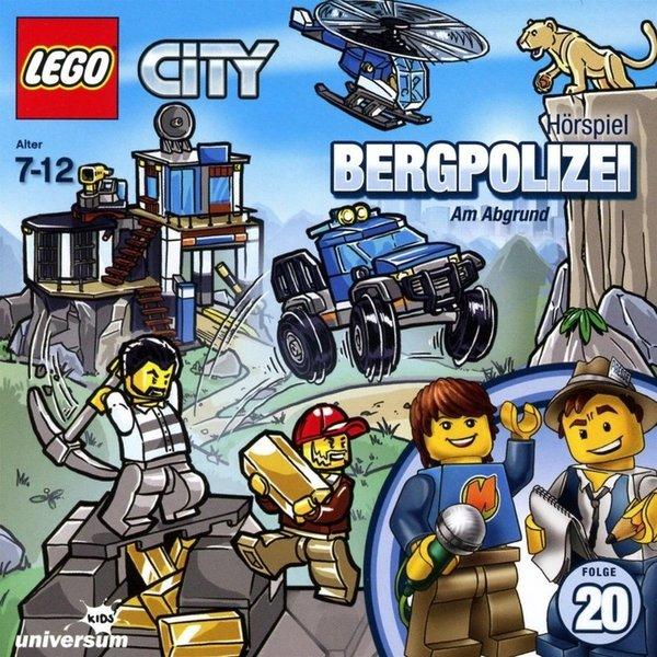 """Für Fans und Kids: Wir verlosen das Hörspiel """"LEGO®City 20: Bergpolizei"""""""