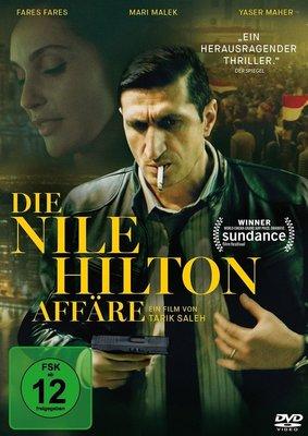 """Macht, Leidenschaft und Korruption: Gewinnt eine DVD oder BD zum spannenden Thriller """"Die Nile Hilton Affäre"""""""