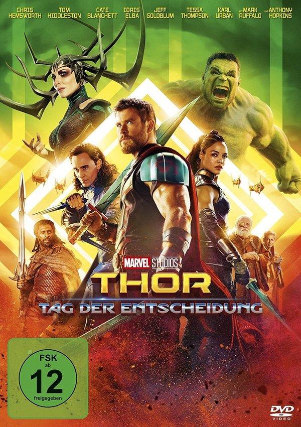 """Hammermäßig: Gewinnt zum Heimkinostart von """"Thor: Tag der Entscheidung"""" ein schönes Fan-Paket"""