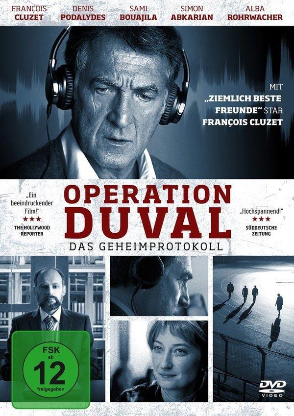 """Im Strudel der Geheimdienste: Wir verlosen den spannenden Thriller """"Operation Duval - Das Geheimprotokoll"""" auf DVD"""