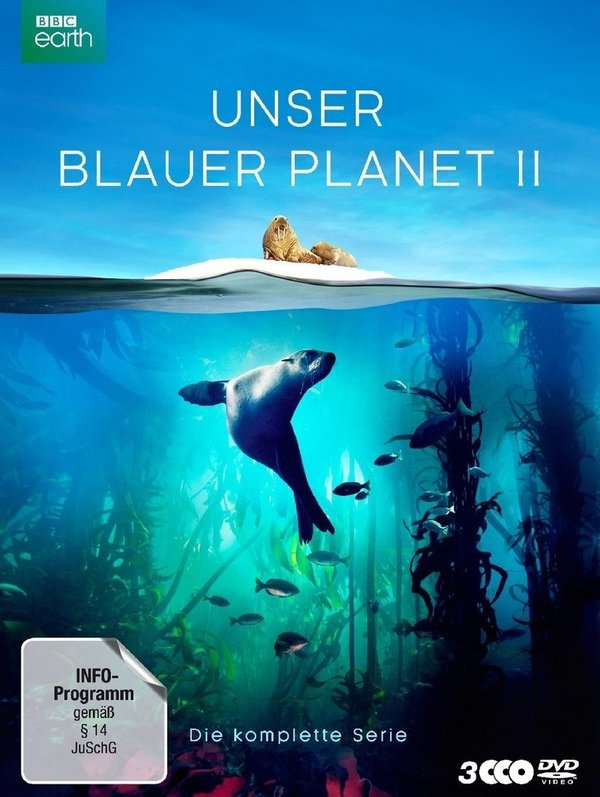 """Die Faszination der Natur: Wir verlosen """"Unser Blauer Planet II"""" auf DVD und BD"""