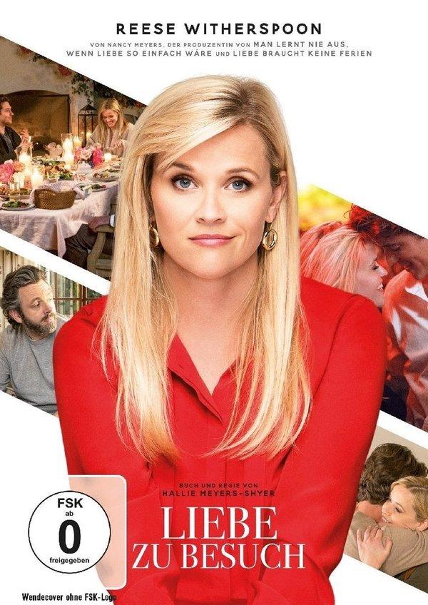 """Reese Witherspoon hat """"Liebe zu Besuch"""" und wir verlosene dazu eine DVD und BD"""