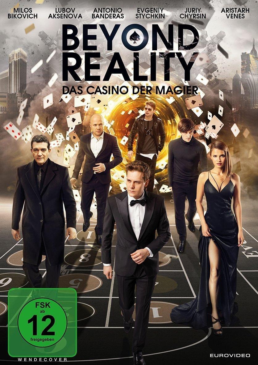 """It's Magic: Wir verlosen """"Beyond Reality - Das Casino der Magier"""" auf DVD und BD"""