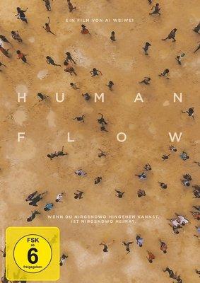 """Wir verlosen die Dokumentation """"Human Flow"""" von Ai Weiwei auf DVD"""
