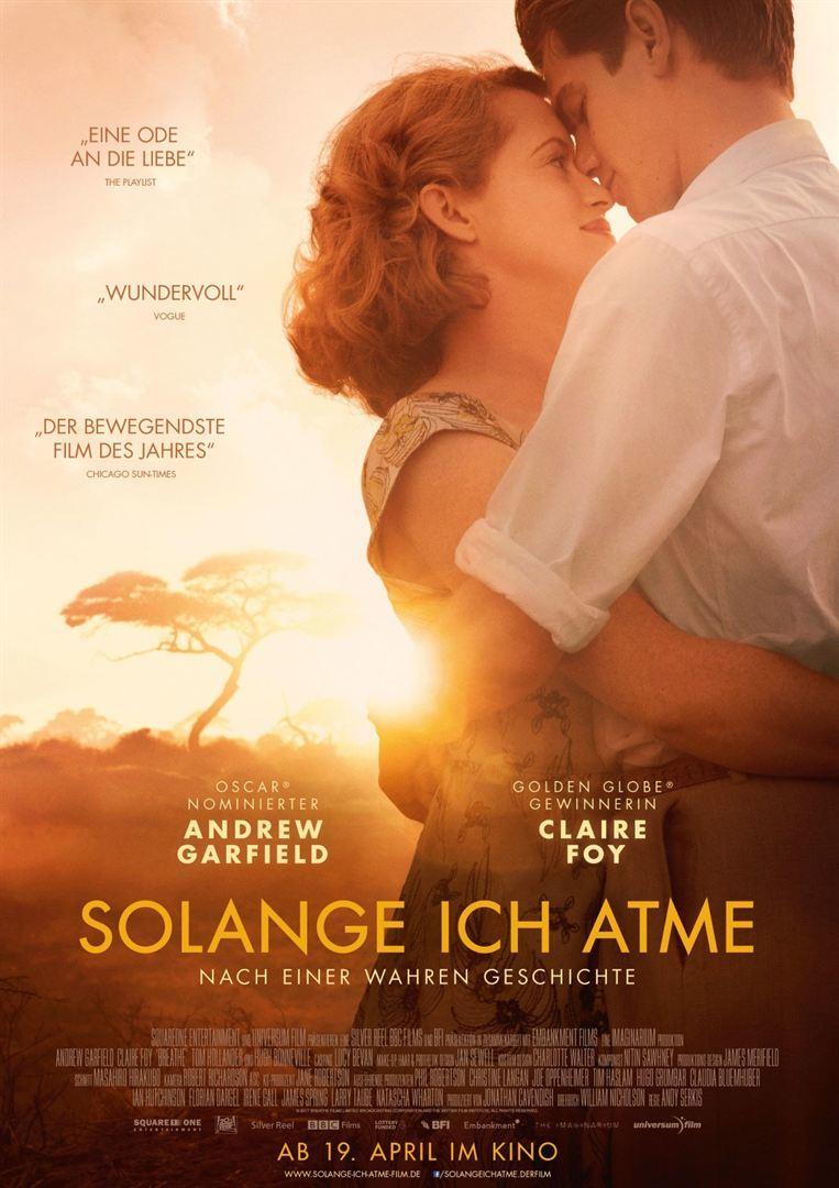 """Große Gefühle: Wir verlosen Freikarten + Soundtrack zum Kinostart von """"Solange ich atme"""""""
