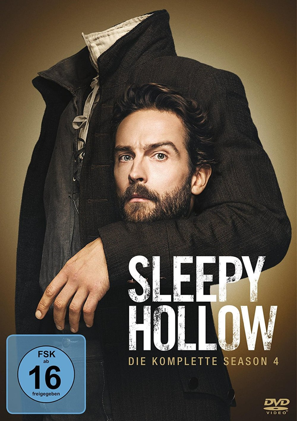"""Nur nicht den Kopf verlieren: Wir verlosen Staffel 4 von """"Sleepy Hollow"""" auf DVD"""