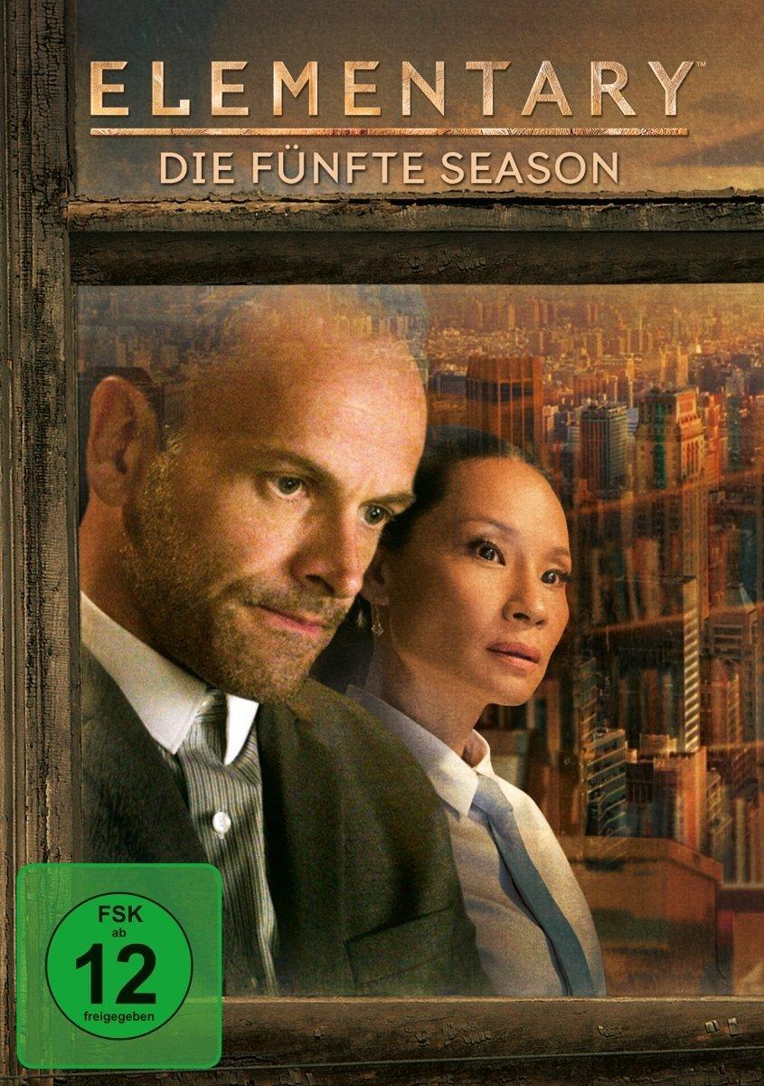 """Holmes & Watson im Einsatz: Wir verlosen Staffel 5 von """"Elementary"""" auf DVD"""