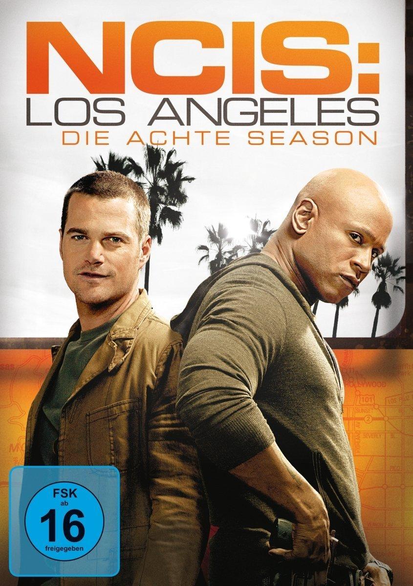 """""""NCIS: Los Angeles"""":  Wir verlosen die achte Staffel auf DVD"""