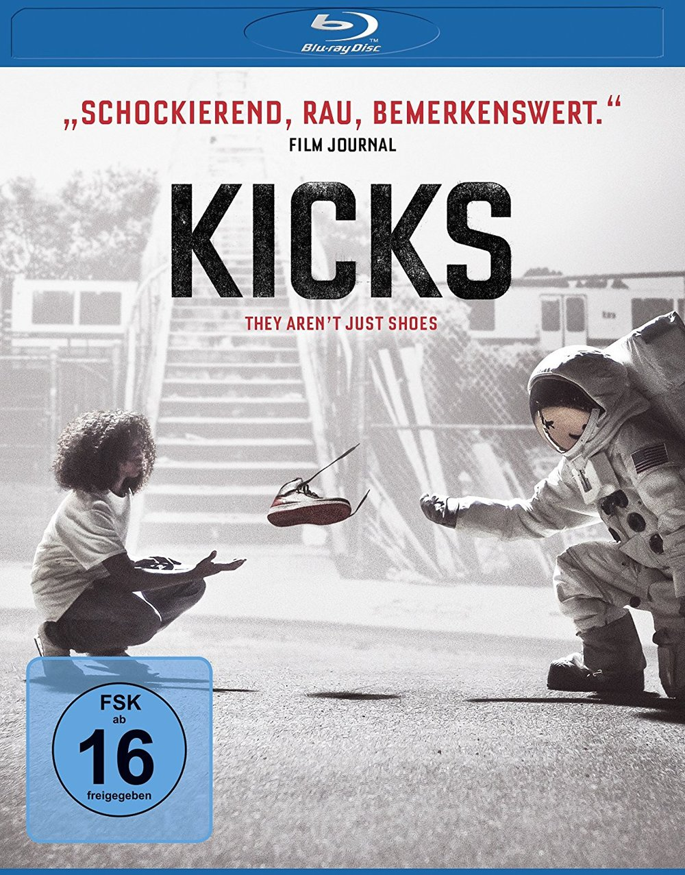 """Hart und authentisch: Wir verlosen das Drama """"Kicks"""" auf BD"""