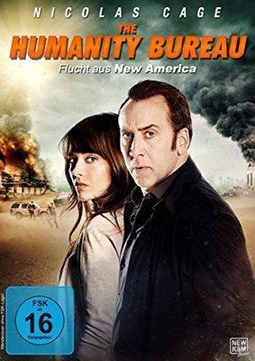 """Mit Nicolas Cage in der nahen Zukunft: Wir verlosen """" The Humanity Bureau - Flucht aus New America"""" auf DVD"""