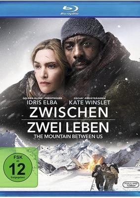 """Kate Winslet und Idris Elba kämpfen ums Überleben: Wir verlosen """"Zwischen zwei Leben - The Mountain Between Us"""" auf BD"""