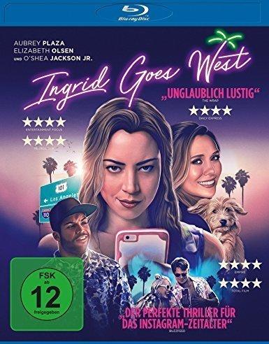 """""""Ingrid Goes West"""" zeigt euch die Schattenseiten von Instagram und wir verlosen den Film auf BD"""