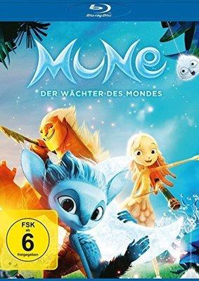 """Für die Kleinen: Wir verlosen """"Mune, der Wächter des Mondes"""" auf Blu-ray"""