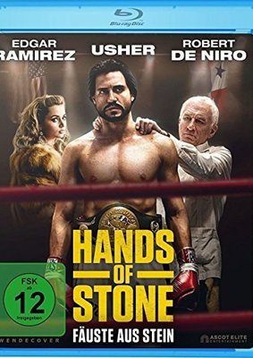 "Robert De Niro schickt Edgar Ramirez in den Boxring: Wir verlosen ""Hands of Stone"" auf BD"