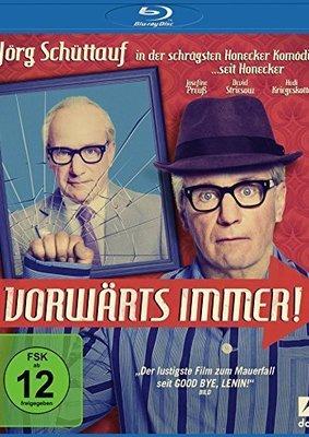 """Spaßgranate Erich Honecker: Wir verlosen """"Vorwärts immer!"""" auf BD"""