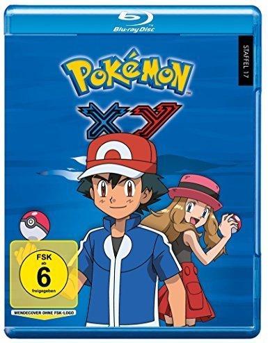 """Catch 'em all: Wir verlosen Staffel 17  von """"Pokémon XY"""" auf Blu-ray"""
