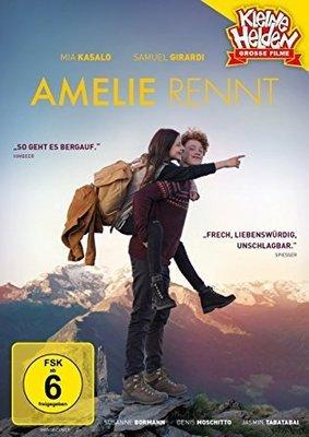 """""""Amelie rennt"""" und wir verlosen dazu den passenden Film auf DVD und Blu-ray"""