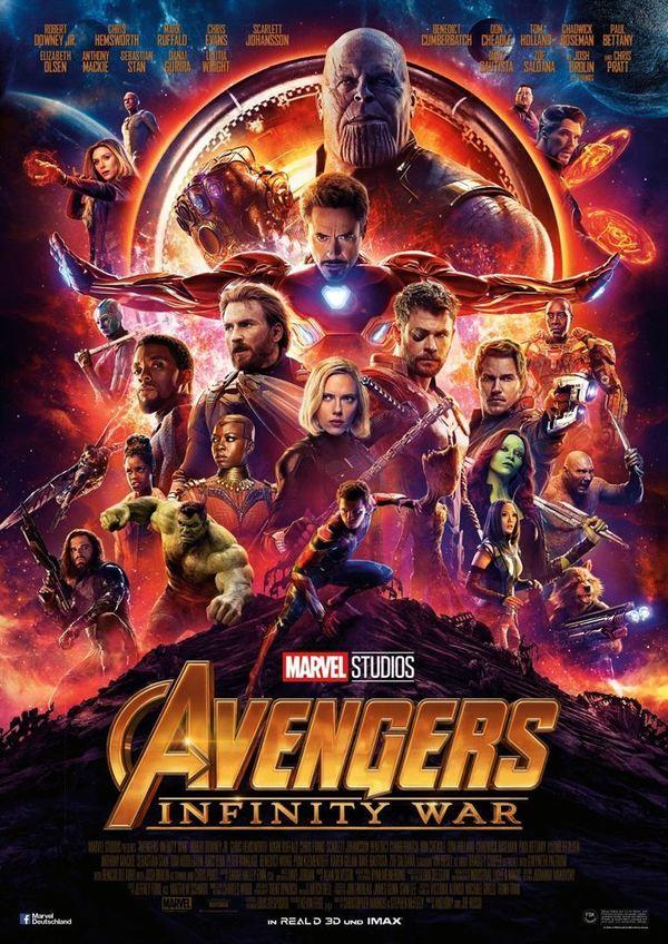 """Das Finale ist gekommen: Wir verlosen tolle Fan-Pakete zum Kinostart von """"Avengers: Infinity War"""""""