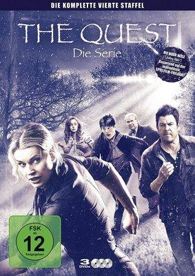 """Die Bibliothekare sind zurück: Wir verlosen """"The Quest"""" - Die Serie, die komplette vierte Staffel auf DVD"""