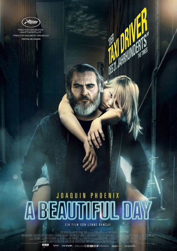 """Ein tödlicher Schutzengel: Wir verlosen Freikarten zum hervorragenden """"A Beautiful Day"""""""