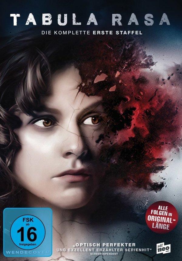 """Verlorenen Erinnerungen: Wir verlosen die spannende Thriller-Serie """"Tabula Rasa"""" auf DVD und BD"""